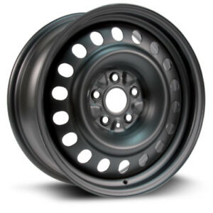 "17"" Steel Rims for Sale (17x6.5 5-114.3 71.5 +40)"