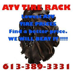 Outlaw 2 Tire - High Lifter   32.5x10.5x14   ATV Tire Rack