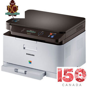 Samsung C460W Wireless Colour All-In-One Laser Printer for Sale