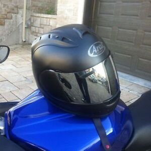!! URGENT !! MUST GO !! Arai corsair V motorcycle helmet