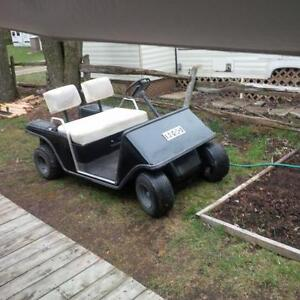 gas golfcart for sale 1985