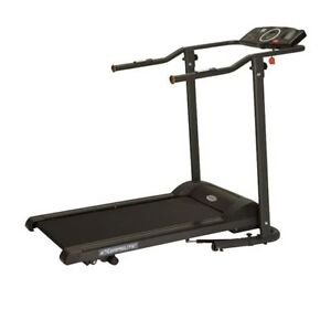 Exerpeutic 1020 Fitness Walking Electric Treadmill, New