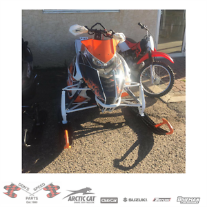 PRE-OWNED ARCTIC CAT  M1100 TURBO 162 SP LTD @ DON'S SPEED PARTS