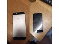 Iphone 5S 16GB Space Grey Excellent Condition On EE network