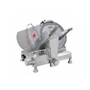 """**NEUF** Trancheur a Viande , NEW Meat Slicer 12"""" * CSST"""