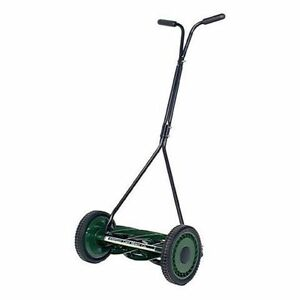 Push / Reel Lawnmower