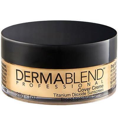 Dermablend Cover Creme Full Coverage Foundation SPF30 25N Natural Beige - (Dermablend Beige Natural Foundation)