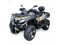 *Brand New* Quadzilla X8 800cc V-twin. Road legal 4x4 Quad. Warranty. Free Delivery 16-10