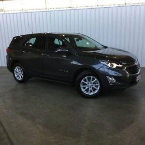 2017 Holden Equinox EQ MY18 LS+ FWD Grey 6 Speed Sports Automatic Wagon