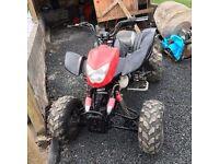 250cc quad swaps or except offers