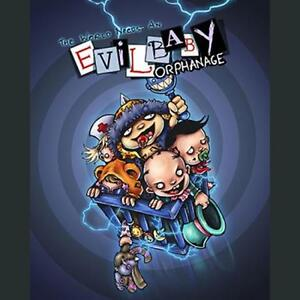 Evil Baby Orphanage. Board/Card game NEW
