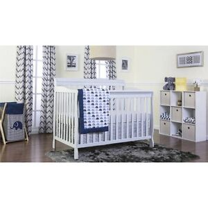 New crib sale - white, brown or grey only 179