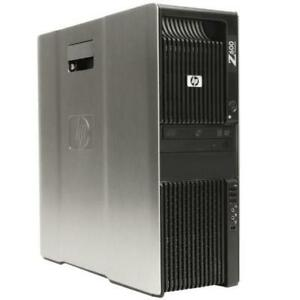HP Z600 workstation tower (Xeon Quad core/8G) Mint Condition