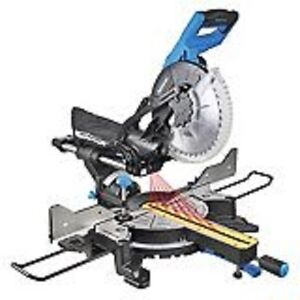 "Sliding Mitre Saw, mastercraft 10"" brand new"