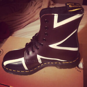 DR.Martens Boots UNION JACK PASCAL (Brand new IN the box)