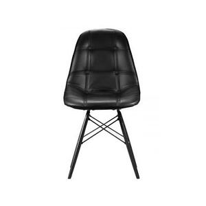 Chaise Eames Style Leather Chair × 2