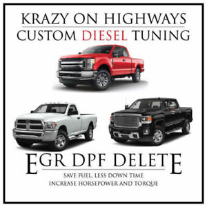 Krazy On Highways custom EFIlive tuning