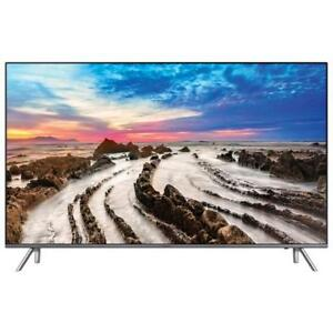 "SAMSUNG 55"" 4K UHD HDR LED TIZEN SMART TV UN55MU8000 / UN55MU80"