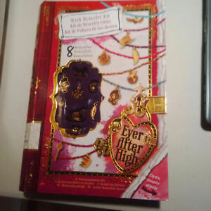 NEW Ever After High Wish Bracelet Kit Cambridge Kitchener Area image 1