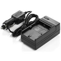 Canon EOS 70D 60D 7D 5D Mark II Mark III LP-E6 Battery Charger+C
