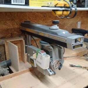 Radial Arm Saw - $125 or Best Offer - Must sell NOW