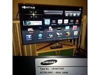 SAMSUNG UE46D7000 46 inch led smart 3d tv led edge