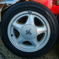 Pony Rims for Mustang up to 1993