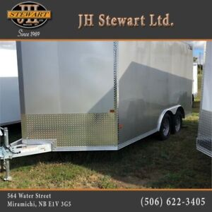 New 2018 High Country 8 x 14 utility trailer $ $ $