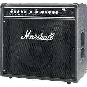 Marshall MB60 ampli de bass hybrid 60 WATTS