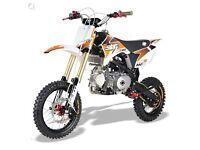Slam mxr pro 160cc motocross pit bike , not kx rm yz cr ktm stomp wpb quad