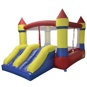 ALL NEW 2017 INFLATABLE BOUNCY CASTLES!