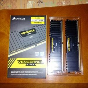 Corsair DDR4 3000mhz(2x8GB) Desktop Memory