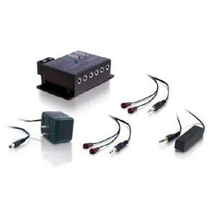 C2G Infrared (IR) Remote Control Repeater Kit - Forward Infrared