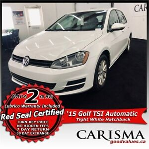 Das Value ~2015 VW Golf Turbo TSI ~Sporty Automatic Hatchback