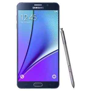 BRAND NEW SAMSUNG GALAXY NOTE 5 BLACK - 32GB. Chermside Brisbane North East Preview