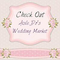 List Your Wedding Items on Aisle Do's Wedding Market
