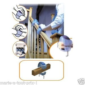 kit u grip poign es pour escalier de s curit anti chutes personnes ag es ebay. Black Bedroom Furniture Sets. Home Design Ideas