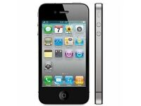 APPLE IPHONE 4S 32GB EE + CHARGER + EARPHONES