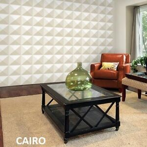 3D Wall Pannel 12 Tiles 32 Sqft Home Decoration Cornwall Ontario image 2