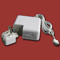 Chargeur Macbook Pro Air Magsafe 1 & 2 45w 60w 85w Charger - $35