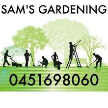 Sam's Gardening & Landscaping Tarneit Wyndham Area Preview