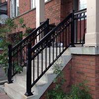 Railings column fence gate FACTORY DIRECT Brampton $$$SAVINGS$$$