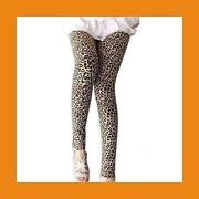 Leoparden Leggins