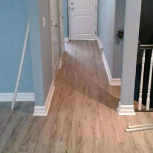 Laminate & Vinyl Plank Installations 95 Cents A SQFT