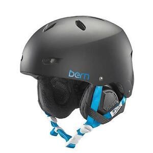 Casque ski alpin Bern XS-S femme ou enfant ***NEUF***