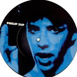 PHILIP JAP 7 inch picture disc SAVE US / OUI JA 1980s pop rock Kitchener / Waterloo Kitchener Area image 1