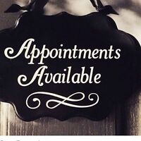 Certified Esthetician taking new clients in the east end