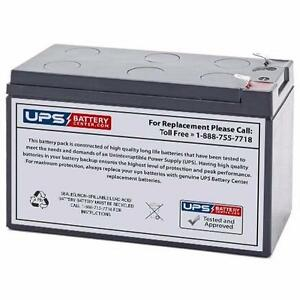 12V 7Ah Alarm Security System Battery - $25.99