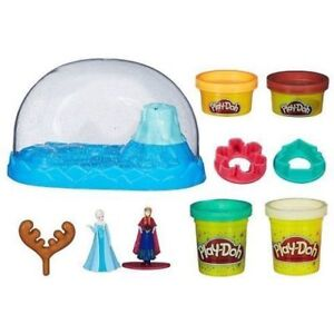 Play-Doh Sets Disney's Frozen & Sweet Shop