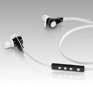 Aluratek Bluetooth Wireless Sport Earbuds with Built-in Micropho